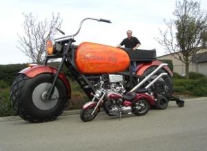 世界最大のバイク
