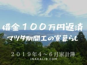 借金100万円返済