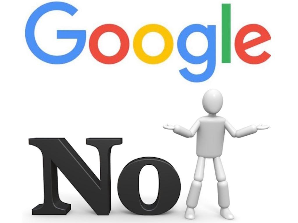 グーグル検索使いにくい